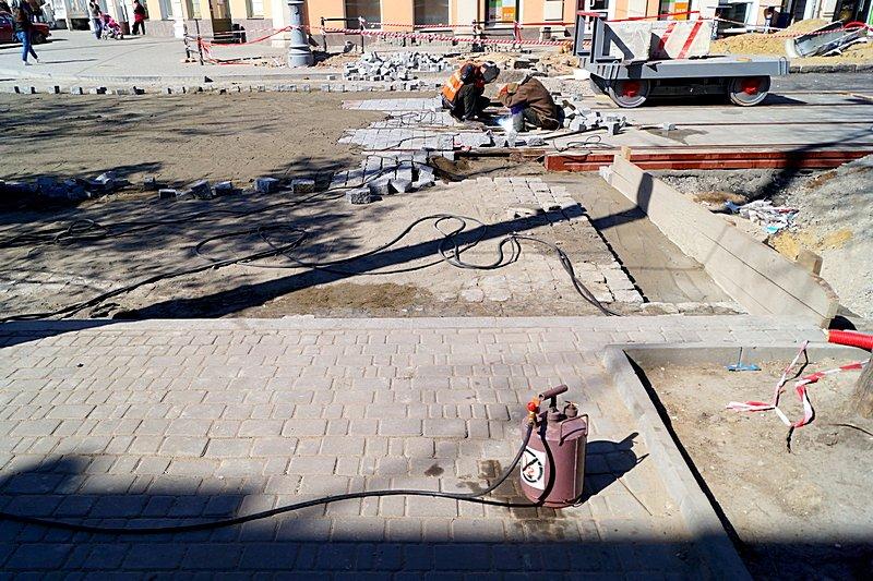 Одесситы превратили отремонтированную площадь в парковку (ВИДЕО, ФОТО), фото-16