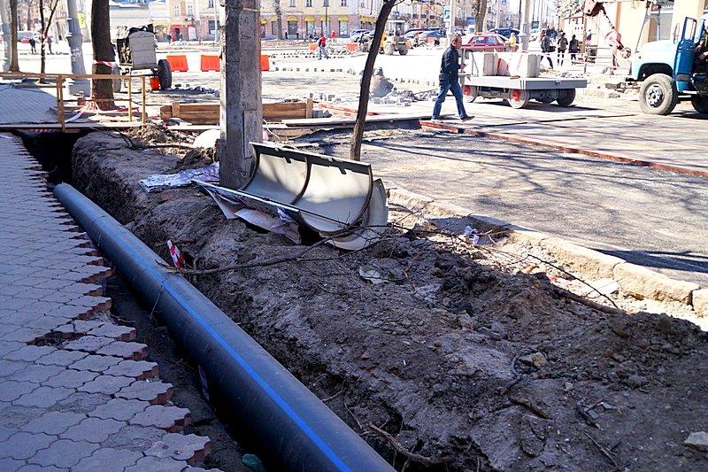 Одесситы превратили отремонтированную площадь в парковку (ВИДЕО, ФОТО), фото-19