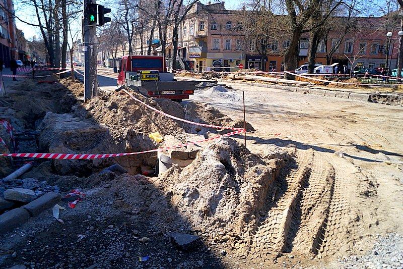 Одесситы превратили отремонтированную площадь в парковку (ВИДЕО, ФОТО), фото-21