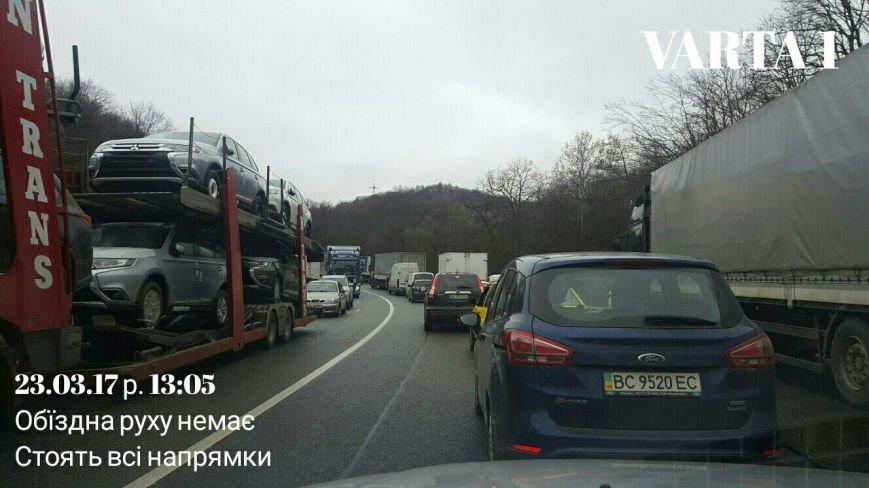 На об'їзній дорозі Львова сталася потрійна ДТП: є постраждалі (ФОТО), фото-3