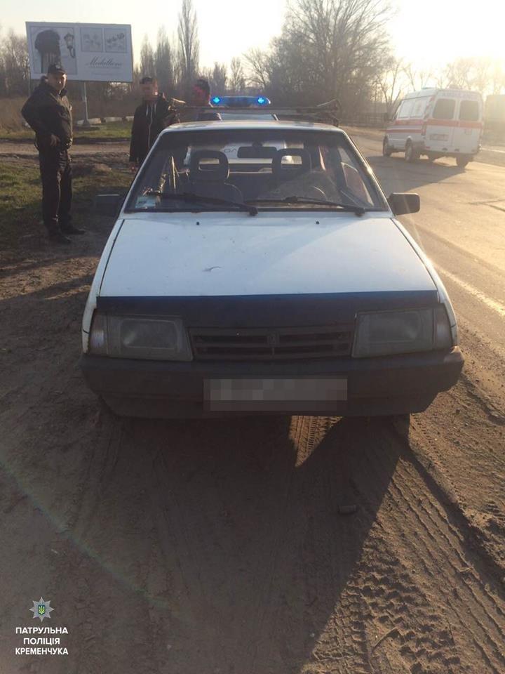 Автомобиль, последние 2 года находящийся в розыске, был найден в Кременчуге (ФОТО), фото-1