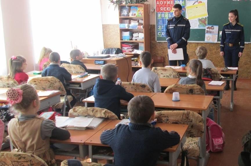 Дітям Херсонщини розповіли про вибухонебезпечні знахідки (фото), фото-1