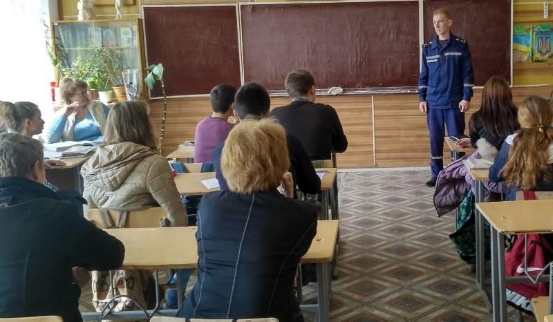 Дітям Херсонщини розповіли про вибухонебезпечні знахідки (фото), фото-3