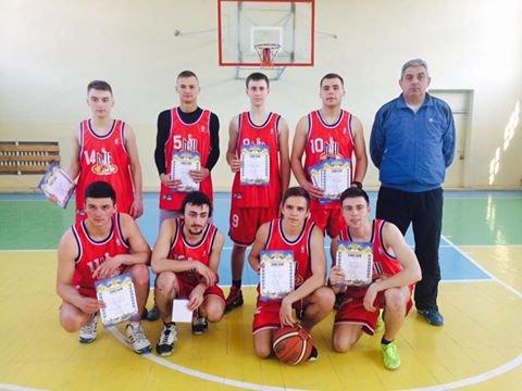 Відбувся Чемпіонат міста з баскетболу, фото-1