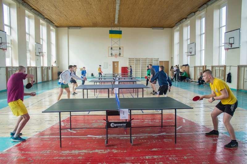 В Краматорске прошли областные соревнования по настольному теннису, фото-1