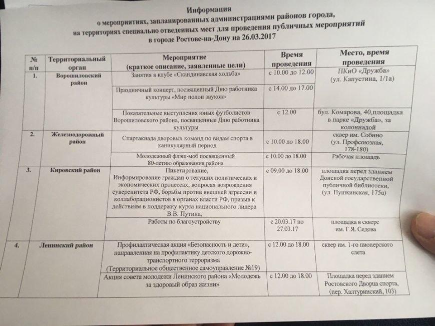 Флешмоб на выживание: 26 марта власти проверят ростовчан на прочность, фото-1