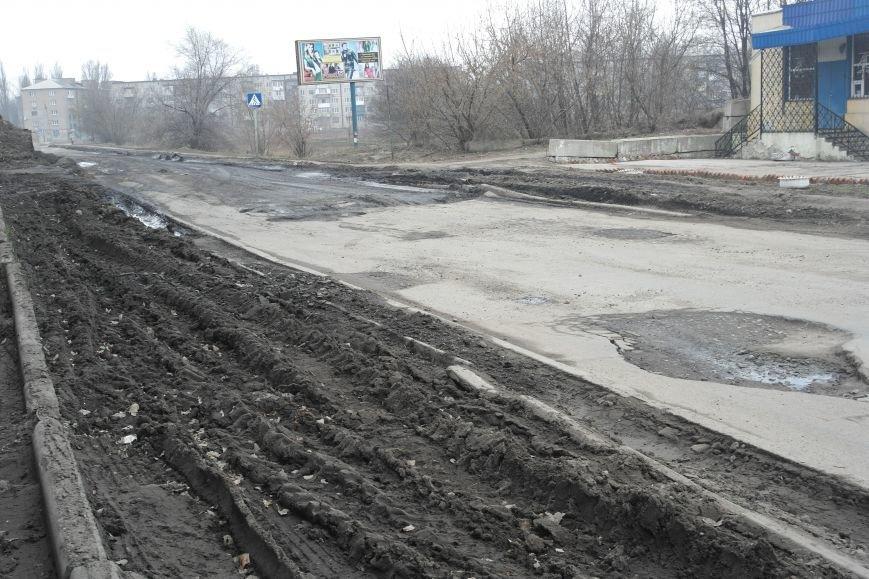 Берегите авто: водители шокированы «убитыми» дорогами под «Димитровским» мостом (ФОТО, ВИДЕО), фото-9