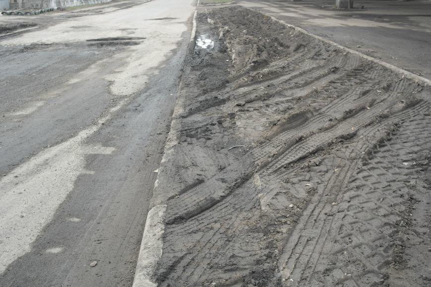 Берегите авто: водители шокированы «убитыми» дорогами под «Димитровским» мостом (ФОТО, ВИДЕО), фото-5