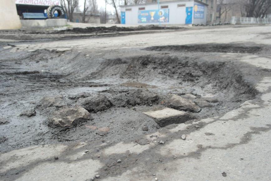 Берегите авто: водители шокированы «убитыми» дорогами под «Димитровским» мостом (ФОТО, ВИДЕО), фото-7
