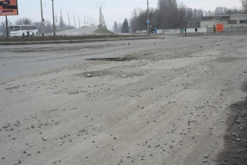 Берегите авто: водители шокированы «убитыми» дорогами под «Димитровским» мостом (ФОТО, ВИДЕО), фото-2