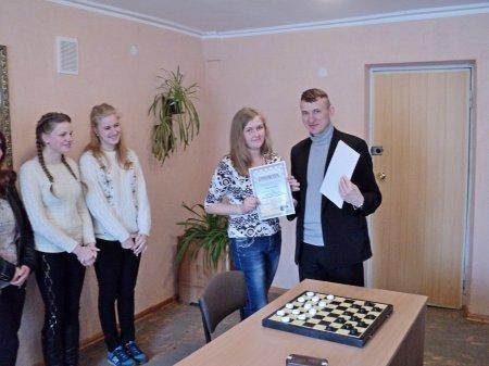 Студенти Новоград-Волинського медичного коледжу взяли участь в міських змаганнях з шашок, фото-2