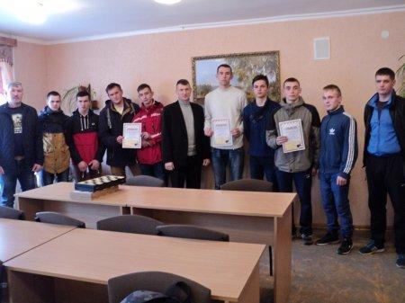 Студенти Новоград-Волинського медичного коледжу взяли участь в міських змаганнях з шашок, фото-3