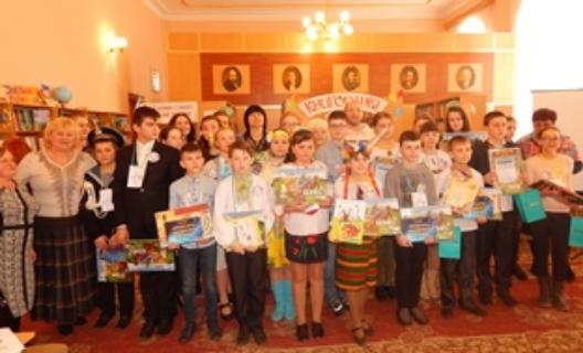 Найкращі читачі Новоград-Волинського району взяли участь в обласному етапі всеукраїнського конкурсу «Книгоманія – 2017», фото-1