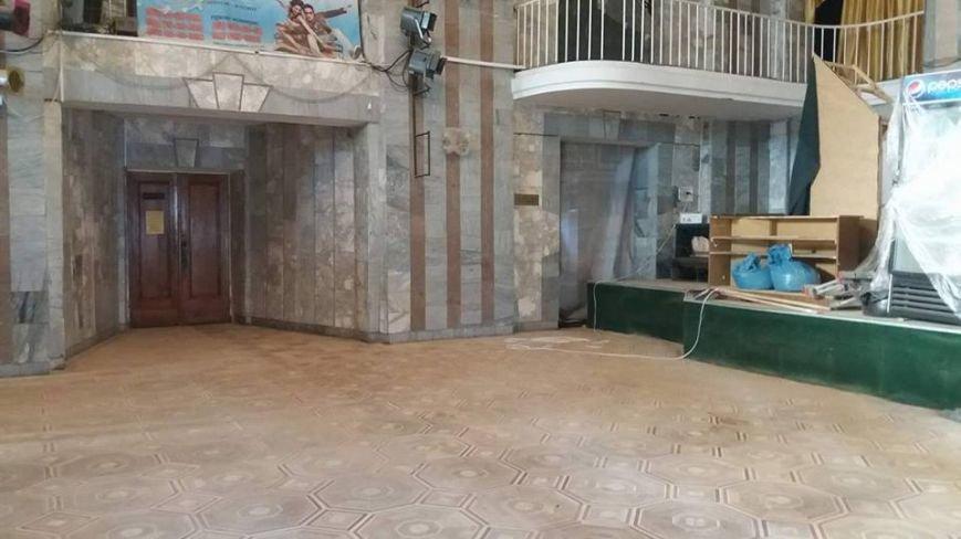 В херсонському театрі Куліша ремонт (фото), фото-1