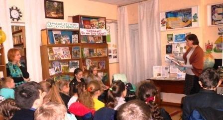 """В Новоград-Волинській центральній дитячій бібліотеці відбулось засідання екологічної вітальні """"Паросток"""", фото-2"""