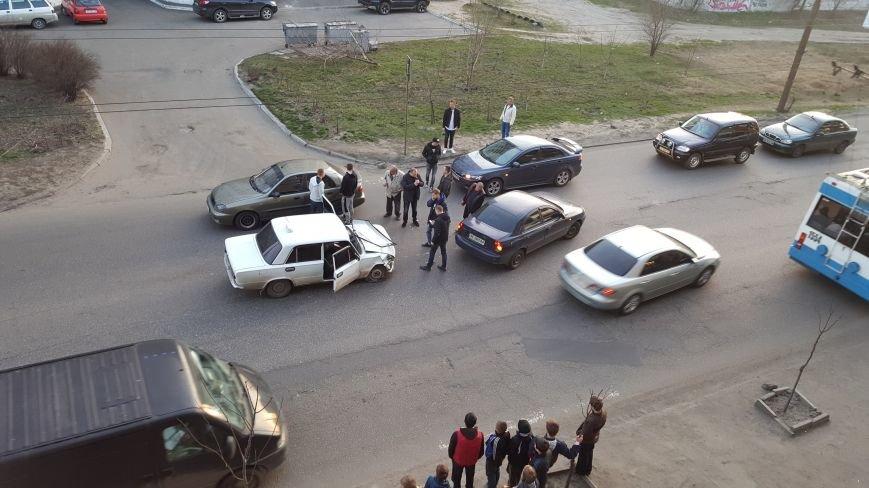 СЕЙЧАС! На левом берегу Днепра авария - движение затруднено (ФОТО), фото-3