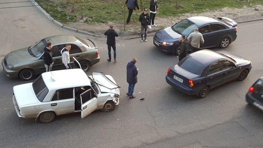 СЕЙЧАС! На левом берегу Днепра авария - движение затруднено (ФОТО), фото-4