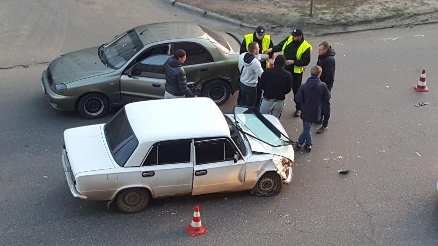 СЕЙЧАС! На левом берегу Днепра авария - движение затруднено (ФОТО), фото-2