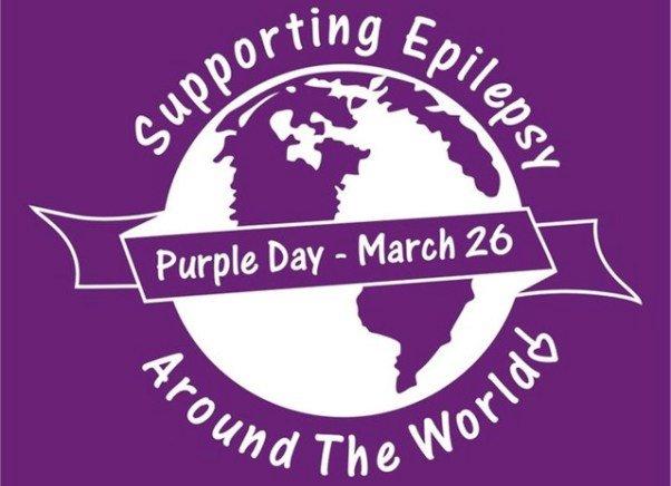 26 марта - Фиолетовый день (День больных эпилепсией), фото-1