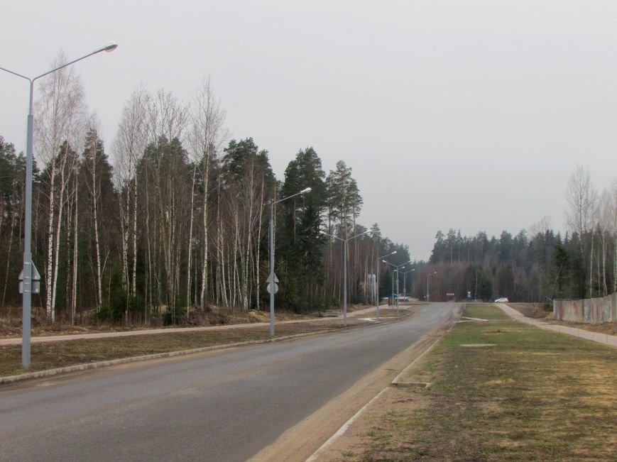 Вода ушла. Движение на подтопленном участке улицы Нефтяников в Новополоцке восстановлено, фото-3