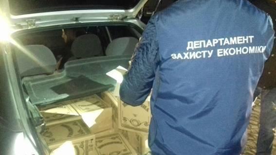 """Як затримували закарпатських алкогольних магнатів, які розповсюджували """"ліву горілку"""" всією Західною Україною: фото, фото-4"""