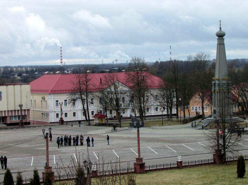 """В Полоцке несколько десятков человек митинговали против декрета """"о тунеядцах"""", фото-4"""