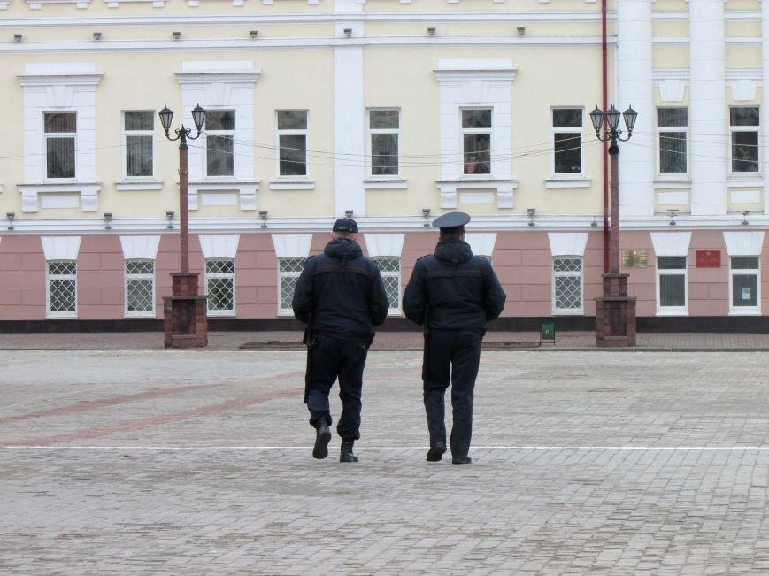 """В Полоцке несколько десятков человек митинговали против декрета """"о тунеядцах"""", фото-6"""