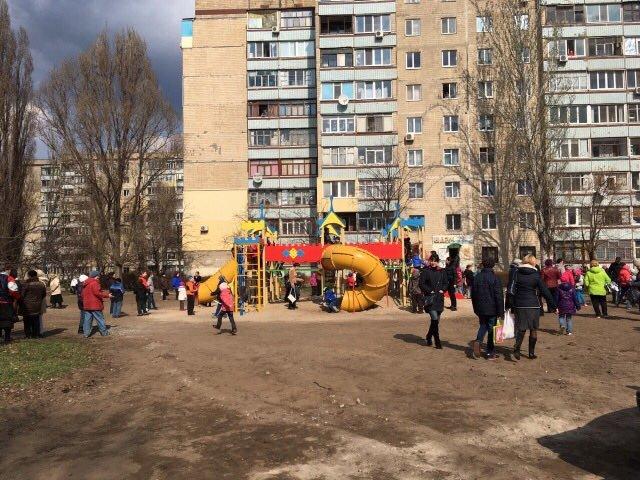 На Левобережье Каменского установили детскую игровую площадку, фото-2