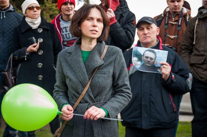 «Мы пришли с воздушными шарами и миром». Как в Белгороде прошёл митинг против коррупции, фото-2