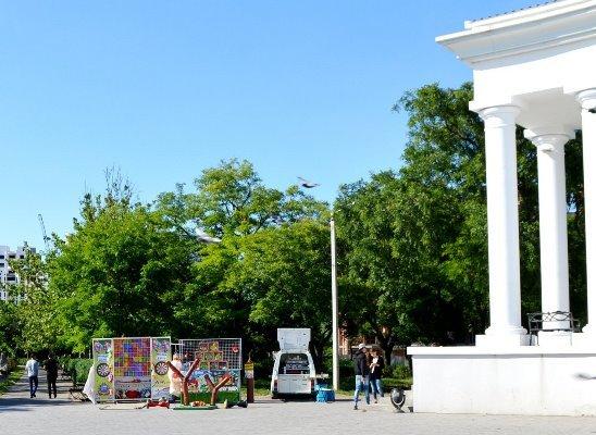В Черноморске решают проблему временных торговых сооружений, фото-5