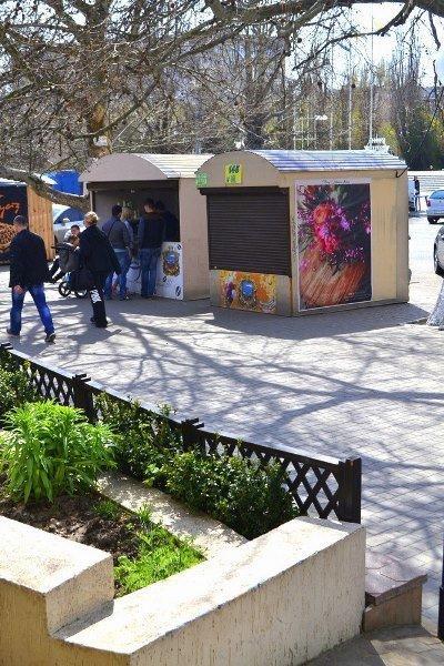 В Черноморске решают проблему временных торговых сооружений, фото-4