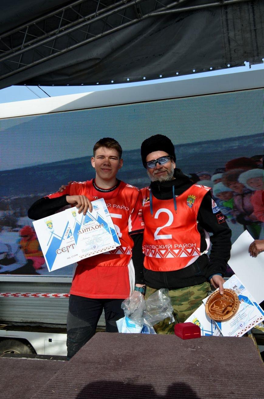 На Камчатке победителем «Елизовского спринта-2017» стал Никита Ревенок, фото-1