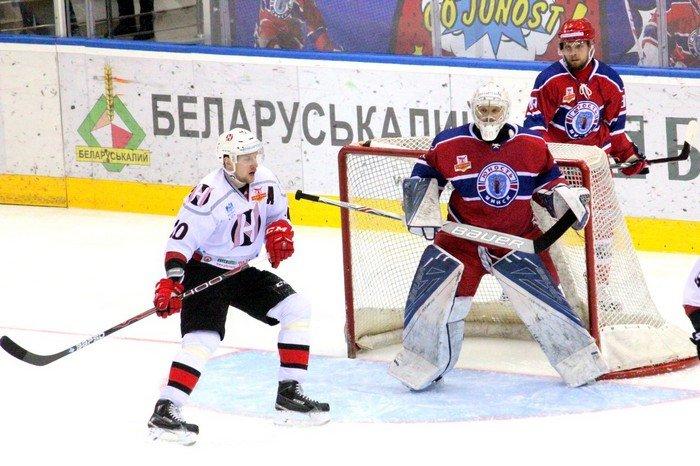 """Хоккейный """"Неман"""" второй раз победил """"Юность"""" в финальной серии Экстралиги, теперь команды переезжают в Гродно, фото-3"""