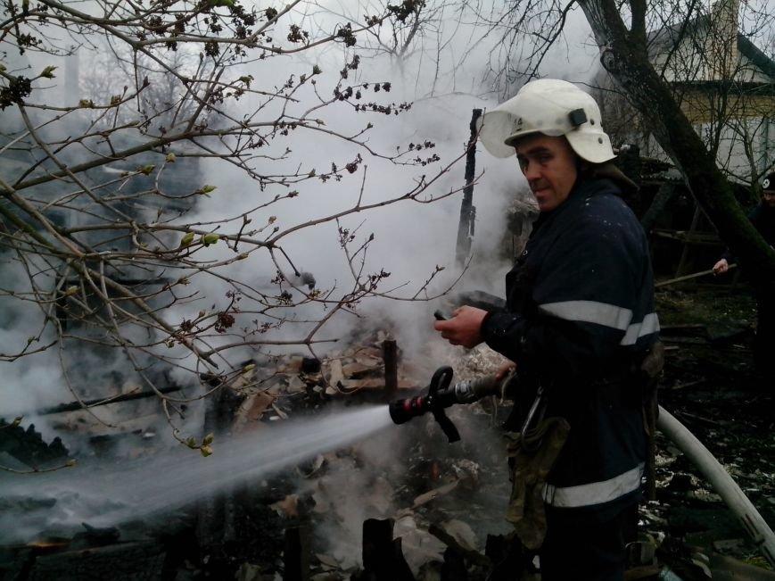 На выходные пожарные тушили Кременчугский район (ФОТО), фото-5