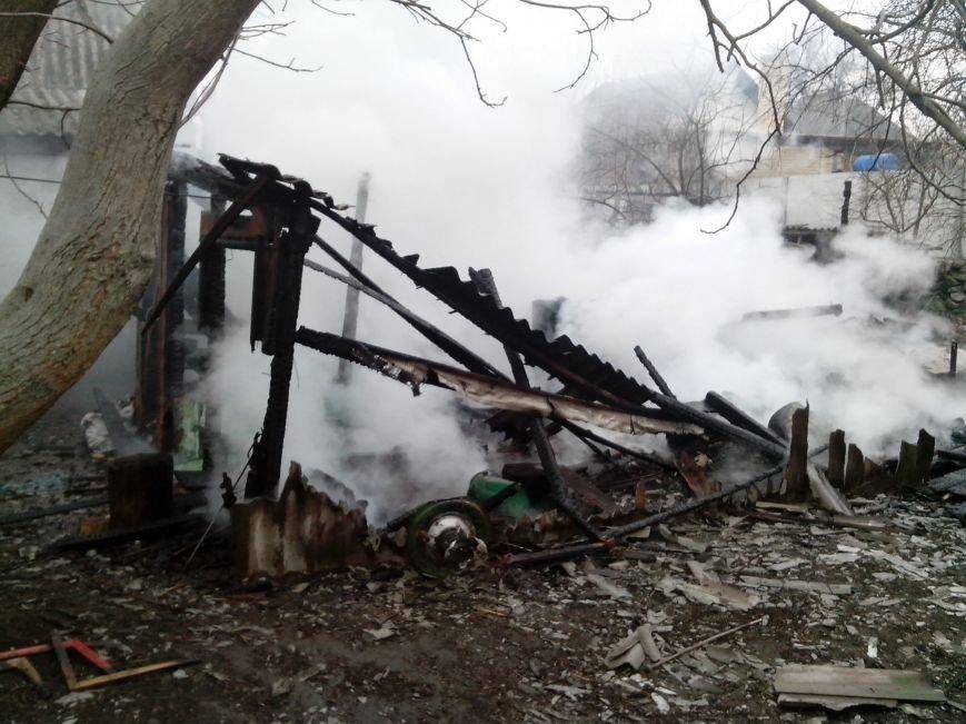 На выходные пожарные тушили Кременчугский район (ФОТО), фото-4