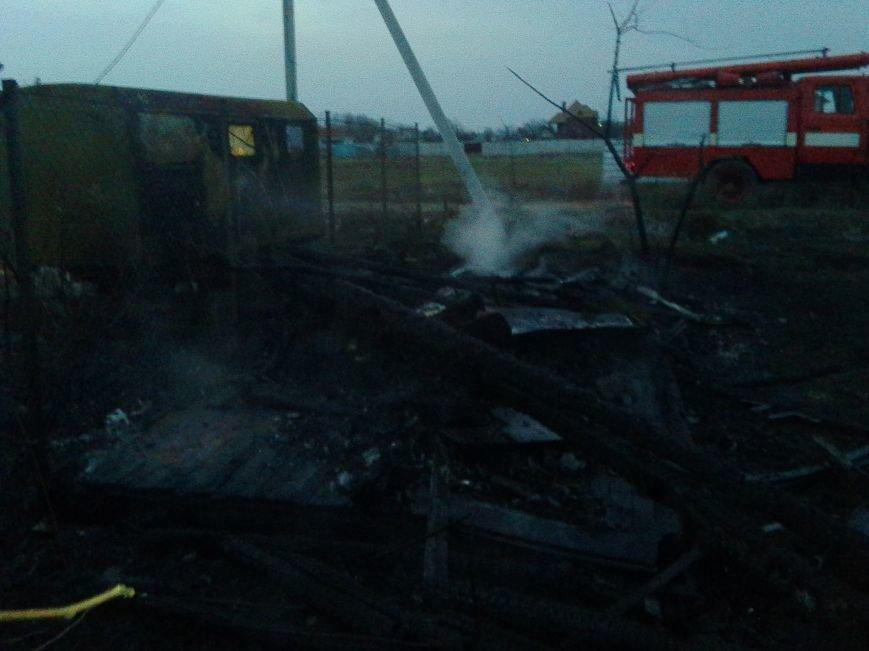 На выходные пожарные тушили Кременчугский район (ФОТО), фото-2