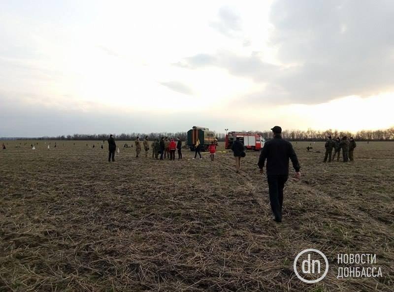 В результате авиакатастрофы в Донецкой области погиб кременчугский кадровый офицер (фото и видео), фото-3