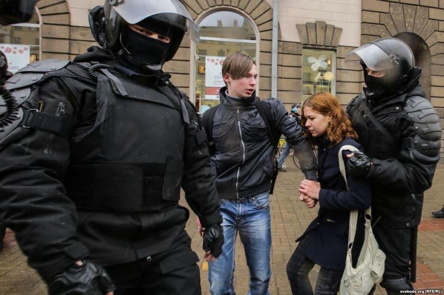 МИД Беларуси: Действия правоохранительных структур 25 марта были абсолютно адекватными, фото-4