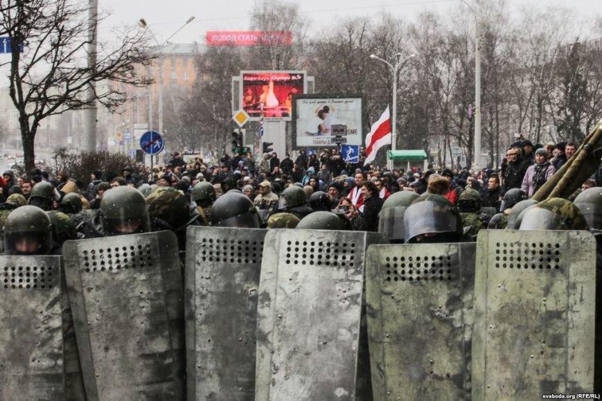 МИД Беларуси: Действия правоохранительных структур 25 марта были абсолютно адекватными, фото-1