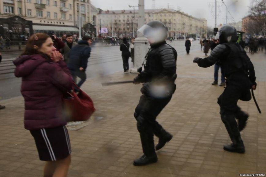 МИД Беларуси: Действия правоохранительных структур 25 марта были абсолютно адекватными, фото-2