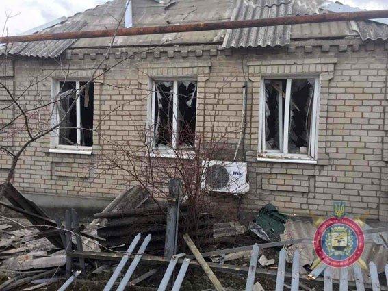 В Авдеевке от обстрела градами пострадал 21 дом (ФОТО), фото-2