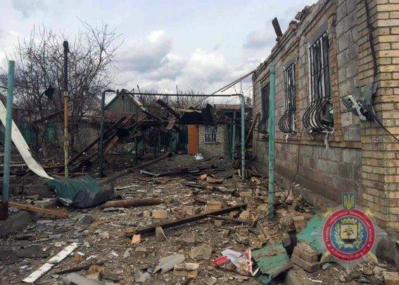 В Авдеевке от обстрела градами пострадал 21 дом (ФОТО), фото-3