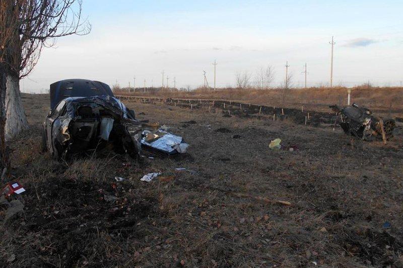 За выходные в ДТП погибли два человека, фото-1