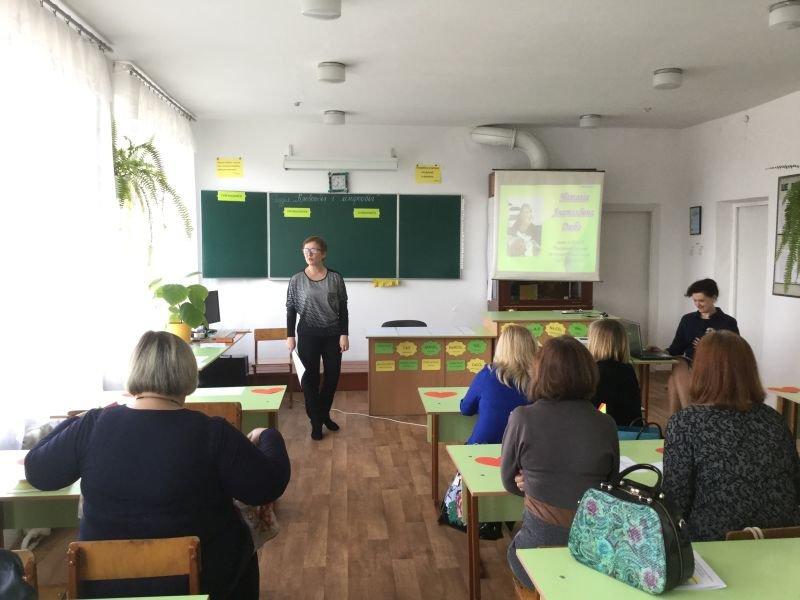 На базі Новоград-Волинської ЗОШ №7 пройшов міський семінар-практикум учителів біології, фото-2