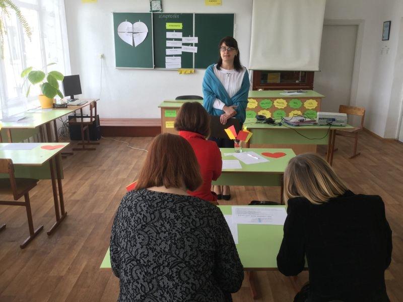 На базі Новоград-Волинської ЗОШ №7 пройшов міський семінар-практикум учителів біології, фото-3