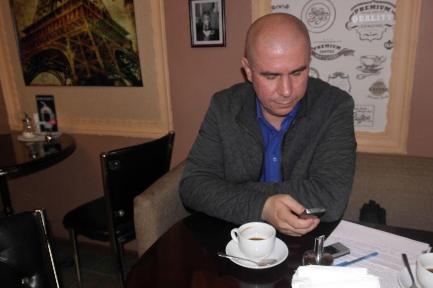 Павел Глебский: «Если Требушкин сможет попасть в Верховную Раду, я буду только рад», фото-3