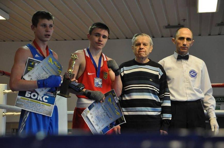 Боксер з Покровська Артем Демяненко завоював I місце на Чемпіонаті області з боксу, фото-4