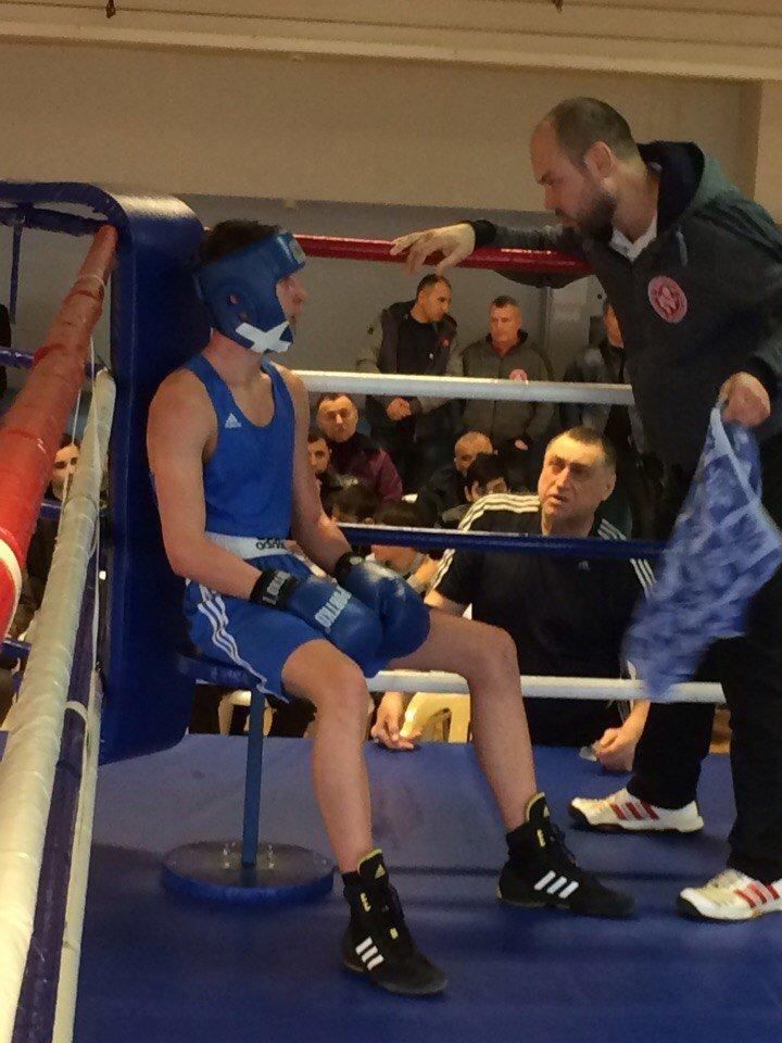 Боксер з Покровська Артем Демяненко завоював I місце на Чемпіонаті області з боксу, фото-3