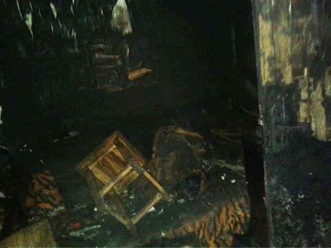 На Павлоградщине во время пожара погиб пенсионер, фото-1
