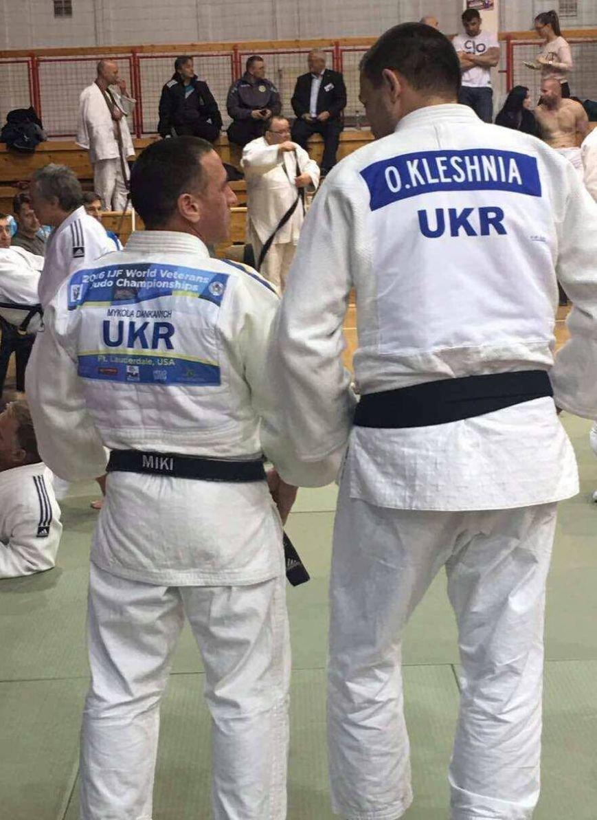 Спортсмен из Днепра попал в тройку лучших дзюдоистов (ФОТО), фото-2